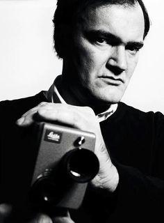 Quentin Tarantino (1963-). Réalisateur, scénariste, producteur et acteur. On peut rire de tout, surtout de la mort.