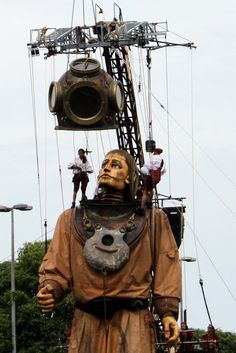 By Royal de Luxe
