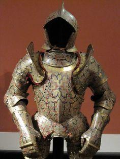 medieval armor decoration - Google Search