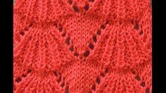 Learn crochet knitting - Blusa en punto entrecruzado tejida a Crochet - Afghans Crochet Knitting Stiches, Knitting Videos, Crochet Videos, Lace Knitting, Crochet Stitches, Stitch Crochet, Easy Crochet Shrug, Stitch Patterns, Knitting Patterns