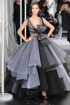 Christian Dior Fashion Show Details