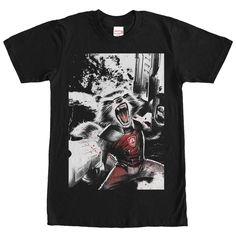 Guardians of the Galaxy Fierce Rocket T-Shirt