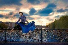 納得の美しさ。この「浮遊写真」はバレエダンサーでなければ撮れない!(写真27枚) | TABI LABO