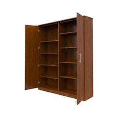 Marco Group Mobile CaseGoods 2 Door Storage Cabinet Finish: