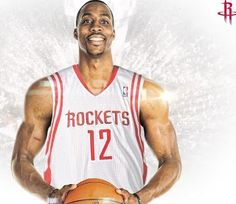 Dwight Howard Has Signed With The Houston Rockets