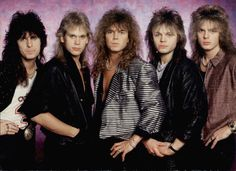 europe 1980s