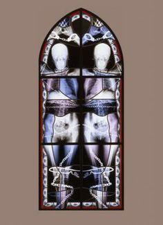 X光下Sex、肛門印吻痕!Wim Delvoye驚世駭俗的幽默藝術 | 獵奇 | 妞新聞 niusnews