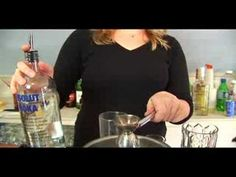 Bartending Tips : How to Measure Alcohol