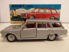 Dinky Toys Break Simca 1500 Originale 1ere Edition modele 507   eBay