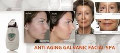 Galvanic Spa Face Results