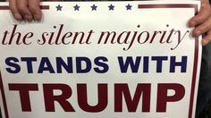 A loud cheer for the Silent Majority that lifted Trump to victory - http://conservativeread.com/a-loud-cheer-for-the-silent-majority-that-lifted-trump-to-victory/