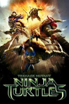 Teenage Mutant Ninja Turtles movie poster Fantastic Movie posters #SciFi movie posters #Horror movie posters #Action movie posters #Drama movie posters #Fantasy movie posters #Animation movie Posters