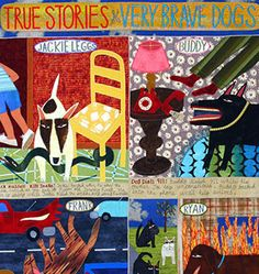 Animal Lovers Archives • Antieau GalleryAntieau Gallery Victor Brauner, Chris Roberts, Visual Puns, Funky Art, Graphic Illustration, Illustrations, Fabric Art, Textile Art, Wearable Art