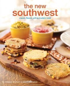 Want to know the recipe for a cookbook? @Meagan Micozzi tells all! #cookbook #thenewsouthwest