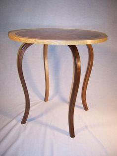 Bowed Leg Table