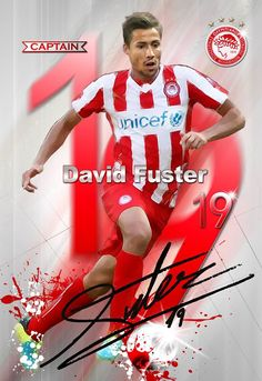 David Fuster Club, Dream Team, Red Stripes, Religion, David, Football, Sports, Movies, Movie Posters