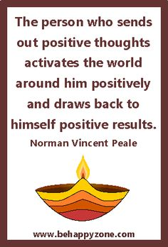 Positive thinking, positive attitude quotes. - Norman Vincent Peale