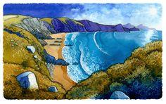 TRAETH LLYFN*, WALES by Chris Neale