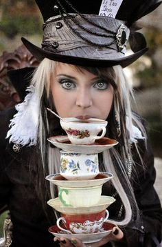 Tea party anyone....?
