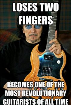 Tony Iommi, Black Sabbath