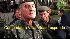 VILLAS BOAS SE INVOCA COM AMEAÇAS DE UM BRASIL COMUNISTA  INTERVENÇÃO MI...