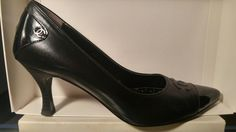 CHANEL-chanel-shoe-sz-6-black-lambskin-leather-pointed-pump-shoes-1019161300