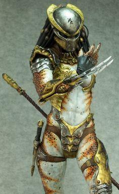 Female Predator