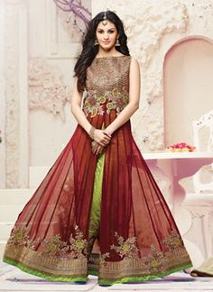 Eid Special Brown Salwar Suits Collection Online 2015   Buy this salwar suits collection @ http://www.suratwholesaleshop.com/11503-Grey-Wedding-Wear-Georgette-Long-Straight-Salwar-Suit?view=catalog   #wholesalesalwar #suratwholesaler #bridalsalwarsuits #ethnicwholesaler #designesalwarsuits