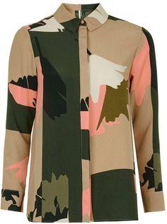 NEU Primark Floral Blumen Tank Top Vest Trägershirt Damen  All over Print