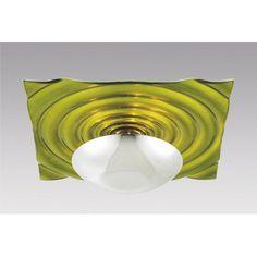 Linea Verdace Onda 3 Light Flush Light | Wayfair UK