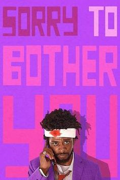 Watch the official trailer for rapper and producer Boot Riley's directorial debut, Sorry To Bother You. Starring Atlanta and Get Out's Lakeith Stanfield, Westworld's Tessa Thompson, Terry Crews and Danny Glover. Hd Movies Online, 2018 Movies, New Movies, Good Movies, Movies Free, Tessa Thompson, Terry Crews, Streaming Vf, Streaming Movies