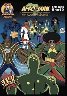 Afro-Man & The Protectors of The Book of Knowledge ep3 AM... http://www.amazon.com/dp/B00KPY1PQY/ref=cm_sw_r_pi_dp_H6Ivxb0M6F2SV