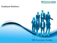 Free Powerpoint Templates Page 1HR Success Guide Employee Relations