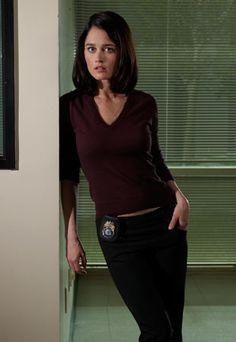 Robin Tunney (Teresa Lisbon) / hermosa.