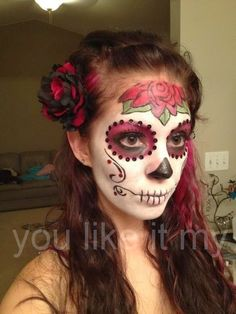 http://youlikeitmy.blogspot.com/2014/10/sugar-skull-makeup-for-girls-on.html
