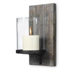Pretty Wall Candle Holder