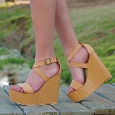 All Natural Wedge