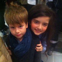 Instagram media henrietteaniksdal - Marius og Angelina Jordan!  #angelinajordan#bystasjonen
