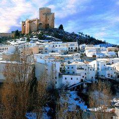Castillo de los Fajardo - Andalucia, Spain