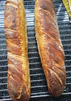 Helenkine dobroty - Chlieb, pečivo New Recipes, Cake Recipes, Sourdough Recipes, How To Make Bread, Bread Baking, Hot Dog Buns, Good Food, Food And Drink, Cooking