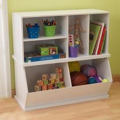Shop KidKraft  1417 Double Storage Unit at Lowe's Canada. Find our selection of kids toy chests at the lowest price guaranteed with price match + 10% off.