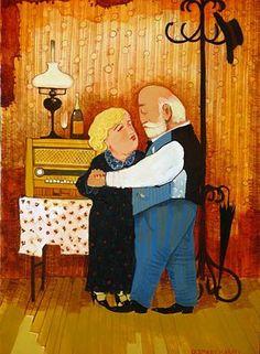 Otar Imerlishvili (Georgian: 1970) - Last Tango (2012)