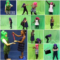 These students are really pushing the limits of what can be achieved in Book Creator. Together they published an interactive multimedia story, which can be read from the perspective of 5 different characters! Green Screen App, Best Green Screen, Book Creator, The Creator, Visual And Performing Arts, Library Activities, Kids Class, Library Programs, Stop Motion