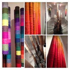 Textile exhibition Bolivia
