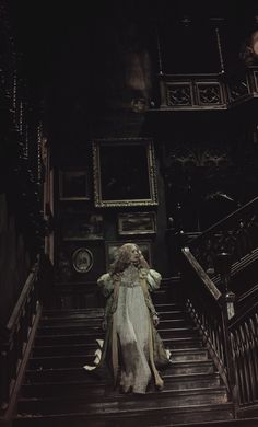 """Ghosts are real, that much I know. I've seen them all my life"" -Crimson Peak (2015)"