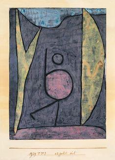 Paul Klee - ergeht sich