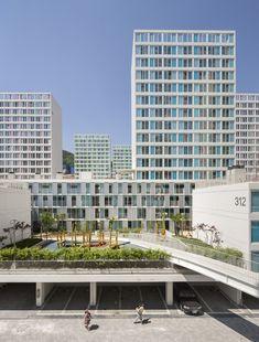 서울강남지구 A-3BL 공동주택 - 건축도시정책정보센터 :: AURUM
