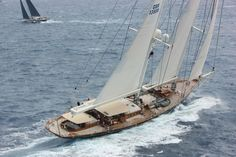 Athos at the RORC Caribbean 600 Race