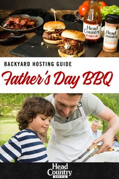 Our Father's Day Recipes and Backyard BBQ Hosting Guide Top Recipes, Sauce Recipes, Head Country Bbq Sauce Recipe, Cheese Stuffed Meatballs, Smoke Bbq, Summer Grilling Recipes, Smoked Pork, Backyard Bbq, Pork Belly