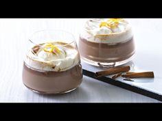 Horká čokoláda se šlehačkou - | Prostřeno.cz Marshmallows, Yummy Drinks, Smoothies, Panna Cotta, Chips, Pudding, Cookies, Ethnic Recipes, Desserts